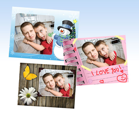 Photo collage Templates & Layouts on piZap